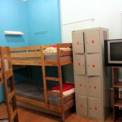 Хостел Old Flat на Советской Кровать в общем номере с двухъярусной кроватью фото 7