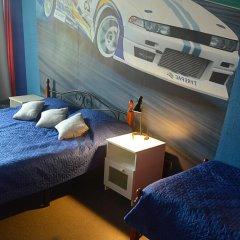 Hostel Racing Paradise Стандартный номер с различными типами кроватей фото 22