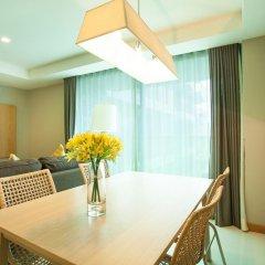 Отель Rocco Huahin Condominium Люкс с различными типами кроватей фото 9