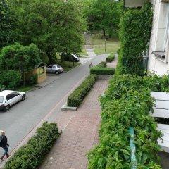 Отель Mieszkanko koło Zamku парковка
