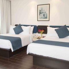 Отель Best Western Plus Puebla 3* Стандартный номер с различными типами кроватей