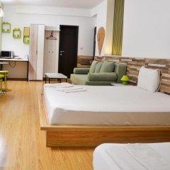 Art Hotel Simona 3* Студия с разными типами кроватей фото 3