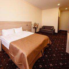 Гостиница Palazzo Стандартный номер двуспальная кровать фото 13