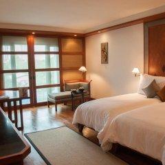 Отель The Sukhothai Bangkok 5* Студия Делюкс с различными типами кроватей