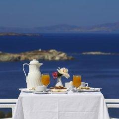 Отель Damianos Mykonos Hotel Греция, Миконос - отзывы, цены и фото номеров - забронировать отель Damianos Mykonos Hotel онлайн питание фото 3