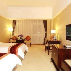 University Town International Hotel 3* Стандартный номер с различными типами кроватей фото 3