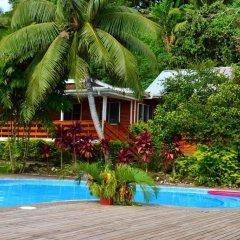 Отель Daku Resort Savusavu 3* Коттедж с различными типами кроватей фото 7