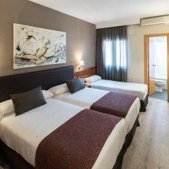 Отель Catalonia Castellnou 3* Номер категории Премиум с различными типами кроватей фото 3