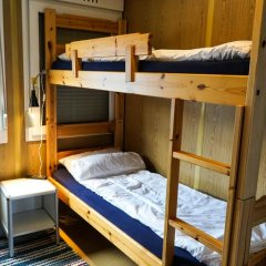 Отель Tjeldsundbrua Camping Номер категории Эконом с различными типами кроватей фото 13