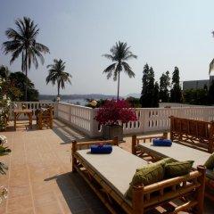 Отель Villa Sealavie бассейн