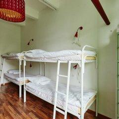 Hostel 5th Floor Кровать в общем номере с двухъярусными кроватями фото 9