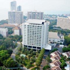 Отель Pattaya Park Beach Resort 4* Улучшенный номер фото 5