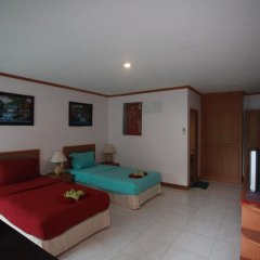 Отель Total-Inn 2* Улучшенный номер с различными типами кроватей фото 2