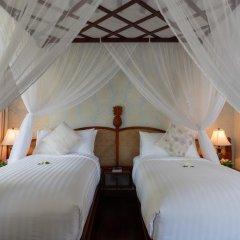 Отель The Luang Say Residence 4* Люкс с различными типами кроватей фото 2