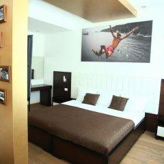 Апартаменты Sky View Luxury Apartments Стандартный номер с различными типами кроватей фото 3