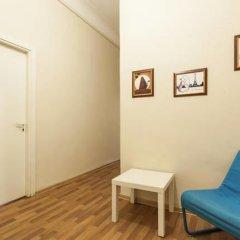 Апартаменты Apartments on Kitay-gorod комната для гостей фото 3