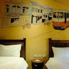 Отель Old Capital Bike Inn 3* Стандартный номер с различными типами кроватей фото 4