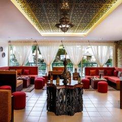 Al Raha Beach Hotel Villas интерьер отеля фото 2