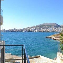 Отель Azzurra Apartments Албания, Саранда - отзывы, цены и фото номеров - забронировать отель Azzurra Apartments онлайн пляж