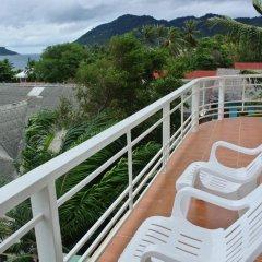 Отель Jomthong Guesthouse балкон
