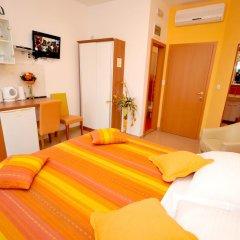 Отель Apartmani Trogir 4* Студия с различными типами кроватей фото 7
