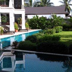 Отель Samaya Bura Beach Resort - Koh Samui 3* Улучшенный номер с различными типами кроватей фото 3
