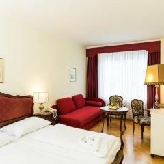 Hotel Royal 4* Улучшенный номер с разными типами кроватей фото 7