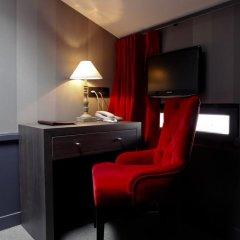 Отель Hôtel Alexandra 4* Стандартный номер с различными типами кроватей фото 9