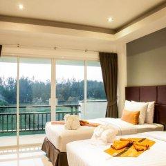 Отель Amin Resort Пхукет спа