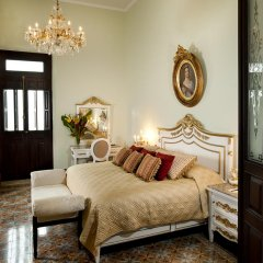 Отель Casa Azul Monumento Historico 4* Люкс повышенной комфортности с различными типами кроватей фото 9