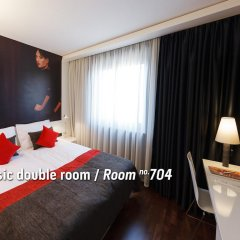 Bohem Art Hotel 4* Стандартный номер фото 4