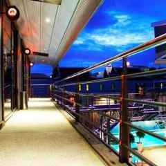 Nicky's Handlebar Hotel 3* Номер Делюкс с двуспальной кроватью