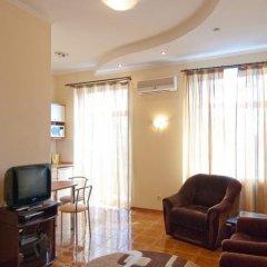 Апартаменты Business Kiev Center Apartments комната для гостей фото 5