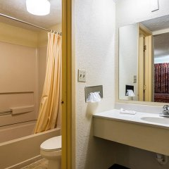 Отель Knights Inn-columbus 2* Номер Делюкс фото 6