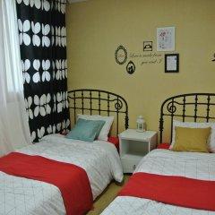 Fortune Hostel Jongno комната для гостей фото 3