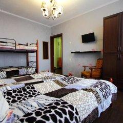 Гостиница Экодомик Лобня Номер категории Эконом с различными типами кроватей фото 5