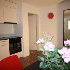 Апартаменты HITrental Badenerstrasse Apartments в номере