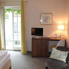 Отель Villa Am Schlosspark 3* Стандартный номер фото 20