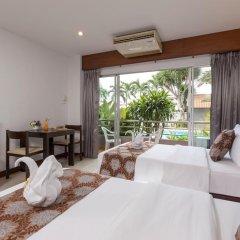 Отель The Holiday Resort 4* Улучшенный номер с различными типами кроватей фото 4