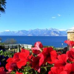 Royal Atalla Турция, Анталья - отзывы, цены и фото номеров - забронировать отель Royal Atalla онлайн пляж фото 2