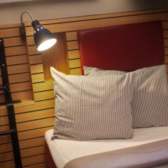 Отель Långholmen Hotell 3* Стандартный номер с различными типами кроватей фото 7