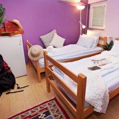 Hostel and Apartments 360º Стандартный номер с различными типами кроватей фото 3