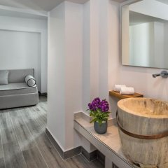 Hotel Thireas 4* Люкс с различными типами кроватей фото 17