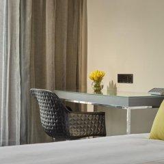 Отель Park Plaza London Waterloo Улучшенный номер с различными типами кроватей фото 3