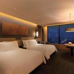 Отель Conrad Seoul 5* Номер Делюкс с различными типами кроватей