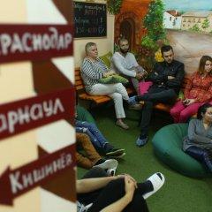 Хостел ARTIST на Курской фитнесс-зал