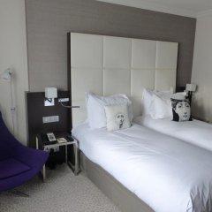 Отель Sofitel Brussels Le Louise Бельгия, Брюссель - отзывы, цены и фото номеров - забронировать отель Sofitel Brussels Le Louise онлайн комната для гостей фото 3