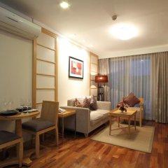 Апартаменты Montara Executive Serviced Apartment Апартаменты разные типы кроватей фото 4
