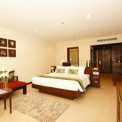 Отель The Heritage Pattaya Beach Resort 4* Номер Делюкс с различными типами кроватей фото 8
