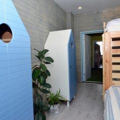 Eco Son Hotel & Hostel Кровать в общем номере с двухъярусной кроватью